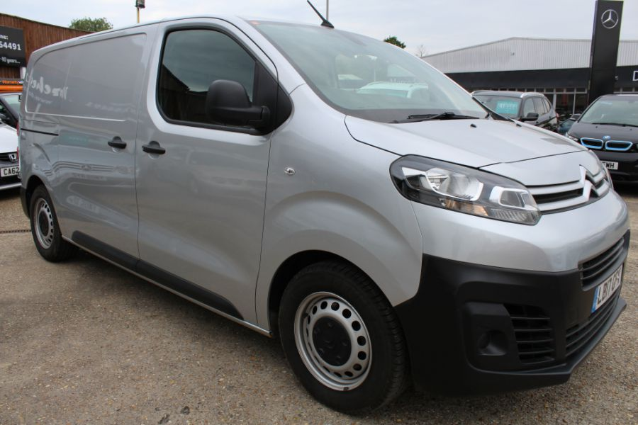 Citroen Dispatch 1.6 BlueHDi (Euro 6) Enterprise