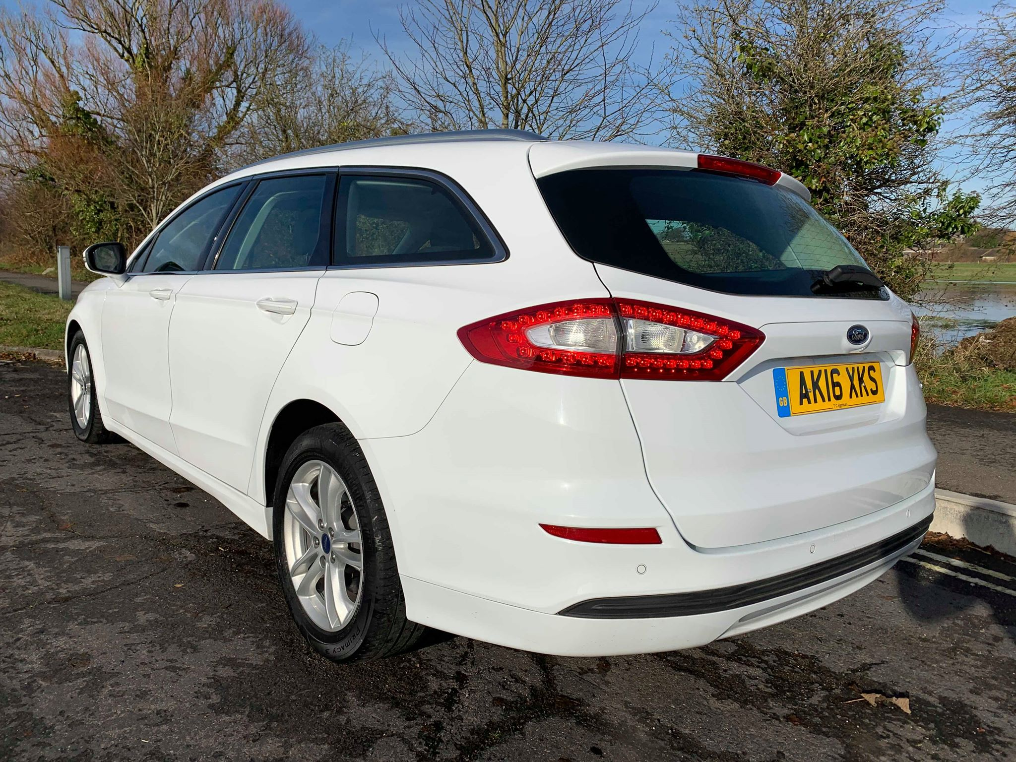 Ford Mondeo 1.5 T Zetec Estate