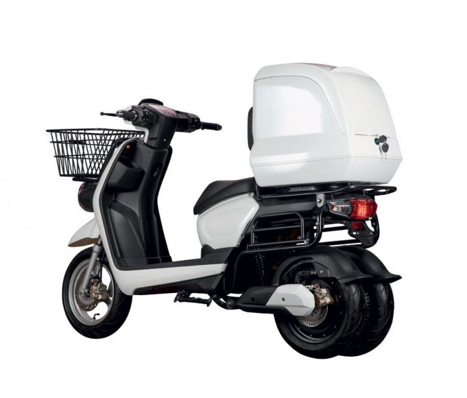 Artisan Utility - Dual rear wheel electric scooter -Available soon